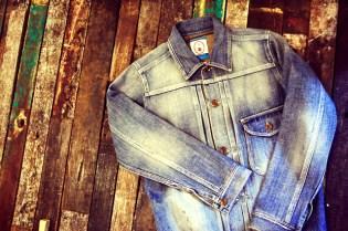 NEXUSVII Washed Denim Jacket