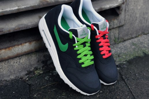 Nike Air Max 1 ACG Black/Victory Green