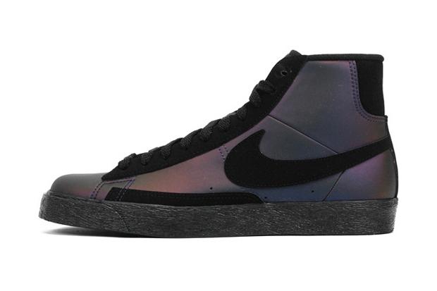 Nike Blazer Foamposite Ink