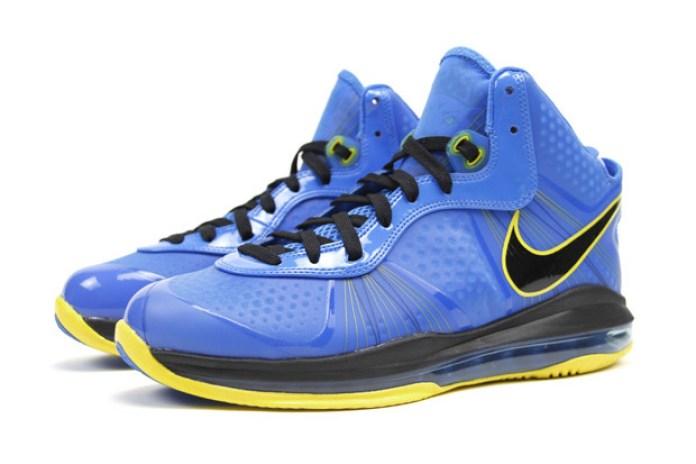 "Nike Air Max LeBron VIII V2 ""Entourage"""