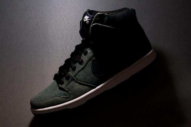 Nike SB Denim Dunk High