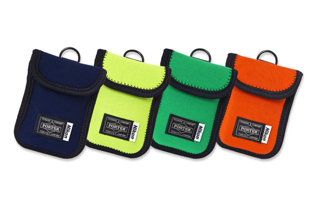 Nikon x Porter Camera Pouch for Nikon COOLPIX S Series