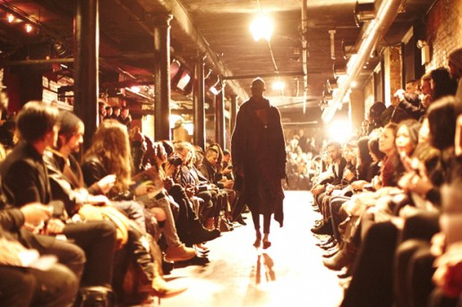 Odyn Vovk 2011 Fall/Winter Collection