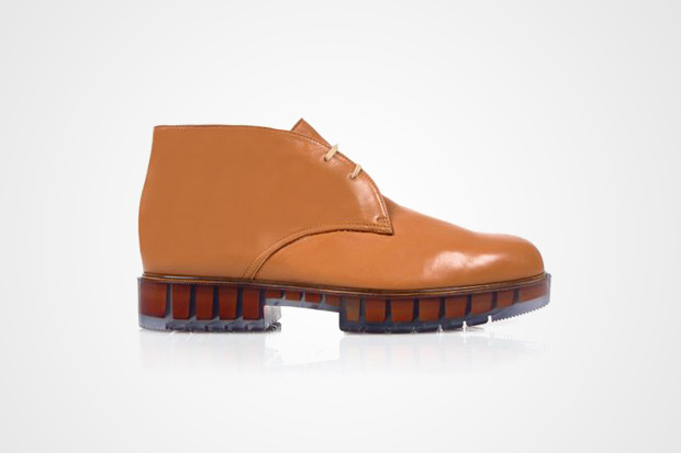 Opening Ceremony for Robert Clergerie Neron Boots