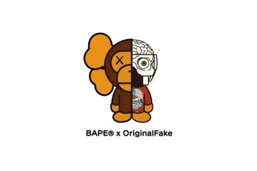 OriginalFake x A Bathing Ape 2011 Spring Collection