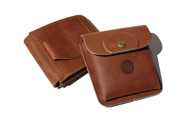 Outclass Leather Utility Pouch