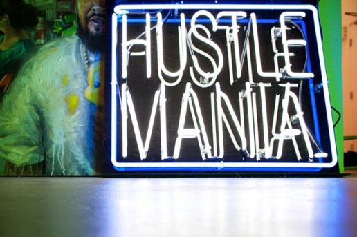 "Patrick Martinez ""HUSTLEMANIA"" Exhibition Studio Visit"