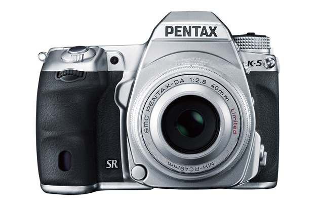 Pentax K-5 Silver Edition