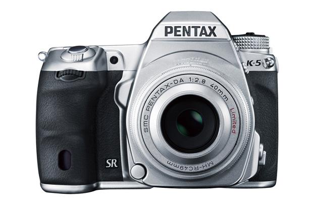 Pentax K-5 Silver Edition