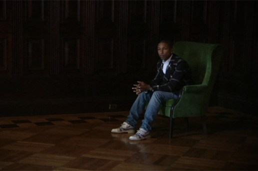 Wallpaper* Design Awards 2011 Guest Judge Pharrell Williams