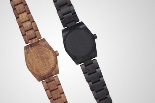 PHENOMENON Wooden Watch