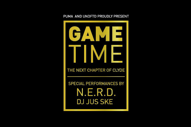 PUMA & UNDFTD Present: Game Time - The Next Chapter of Clyde