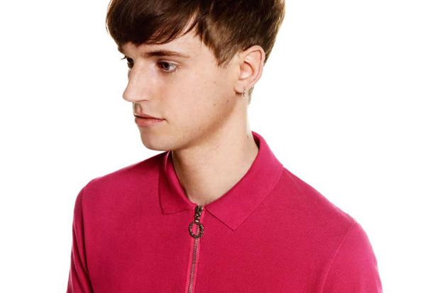 Raf Simons x Fred Perry 2011 Spring/Summer Collection