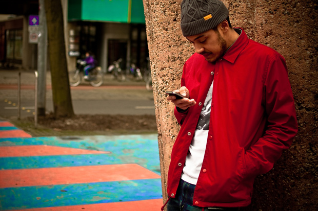 Streetsnaps: Red and White