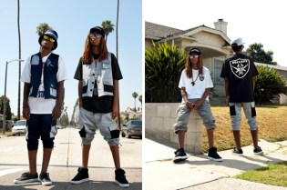 """RockersNYC 2011 Spring/Summer """"Wild in the Streets"""" Collection"""