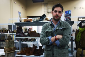 Ronnie Fieg for Sebago 2011 Fall/Winter Preview