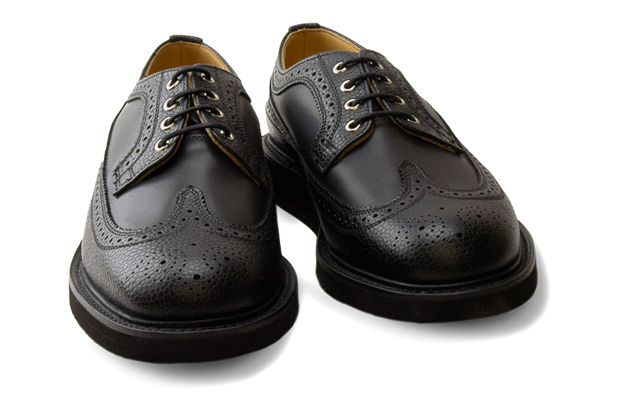 S/Double Longwing Brogues