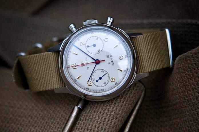 Seagull 1963 Chronograph