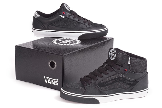 The Shadow Conspiracy x Vans Capsule Collection
