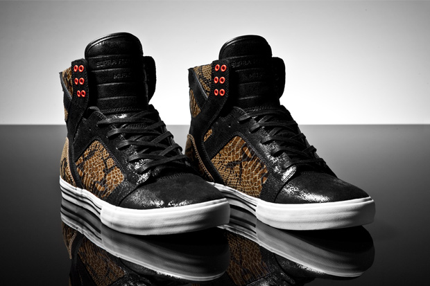 "Slash x Supra ""Super Bowl XLV"" Skytop"