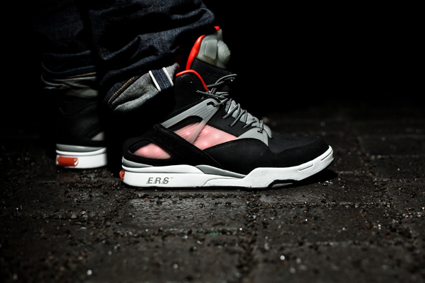 Solebox x Reebok Omnizone Pump - A Closer Look