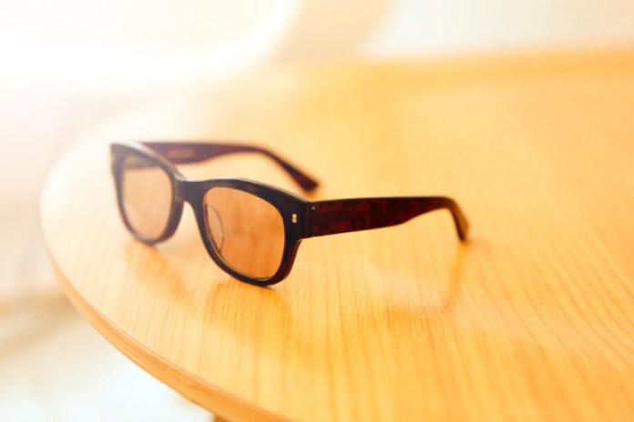 SOPHNET. x Kaneko Optical Binchotan Sunglasses