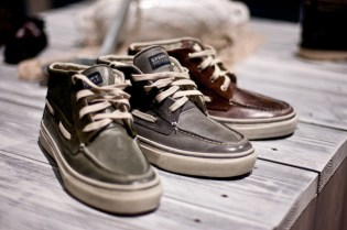 Sperry Top-Sider Bahama Chukka Boot Preview