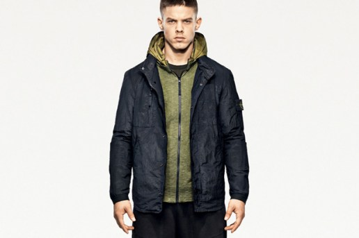 Stone Island 2011 Spring/Summer Lookbook