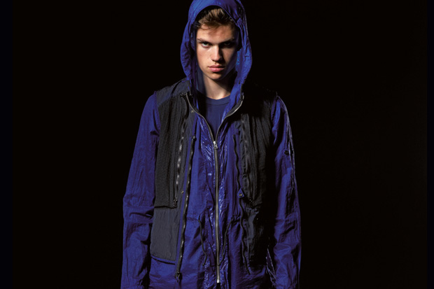 Stone Island Shadow 2011 Spring/Summer Lookbook