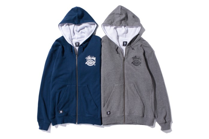 Stussy x Dickies Work Hood