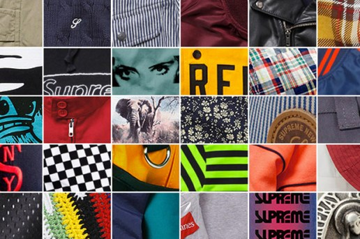 Supreme 2011 Spring/Summer Collection