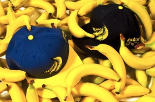 The Chimp Store x Indcsn Snapback Cap