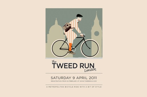 The Tweed Run London 2011