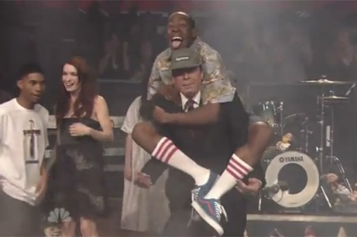 Tyler, the Creator - Sandwitches (Live on Fallon)