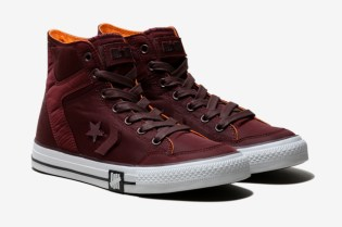 "Undefeated x Converse Poorman Weapon ""Burgundy"""