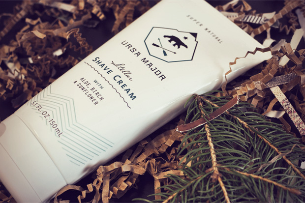 Ursa Major Stellar Shave Cream