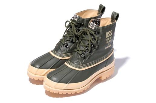 URSUS BAPE Rain Boots