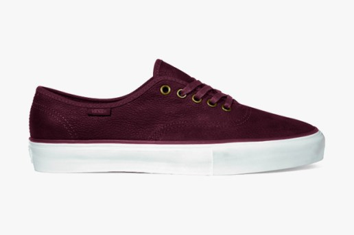 Vans Vault 2011 Spring Authentic One Piece LX