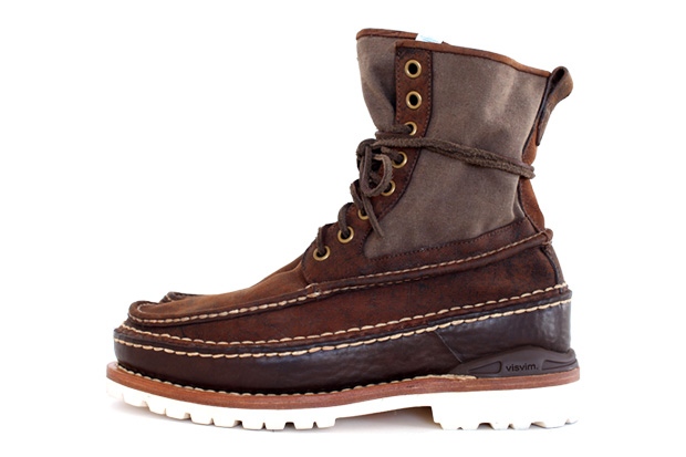 visvim Grizzly Boot Mid Folk