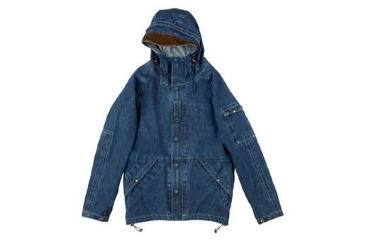 visvim NOMAD DENIM 3L GORE-TEX *FIL EXCLUSIVE