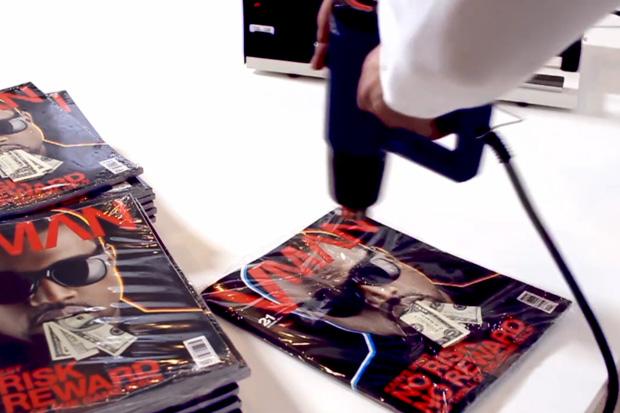 VMAN: Kanye West by Karl Lagerfeld Video