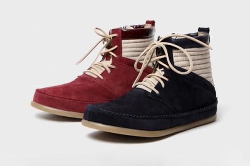 Volta for oki-ni Woolen Sneaker Boots
