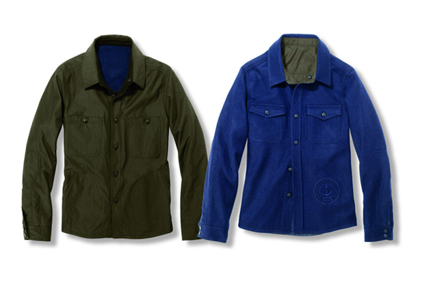 "Woolrich ""Richard Byrd"" Capsule Collection"