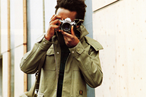 """WTAPS 2011-1st """"WHO DARES WINS"""" Collection Lookbook"""
