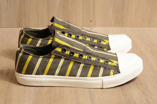 Yohji Yamamoto Slip-On Sneakers