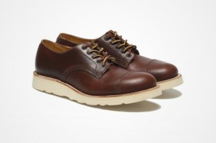 Yuketen Johnson Oxford
