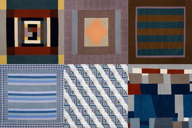 2011 A.P.C. Quilts by Jessica Ogden & Jean Touitou