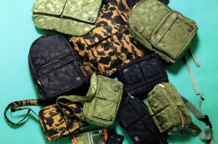 A Bathing Ape x Porter 2011 Summer Capsule Collection