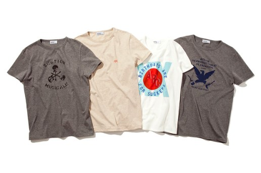 A.P.C. Japan 20th Anniversary T-Shirts