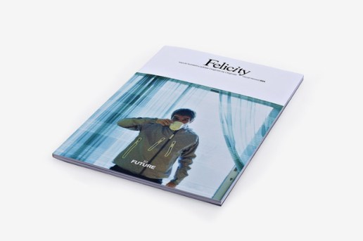 "adidas Originals by Originals Kazuki Kuraishi 2011 Spring/Summer ""Felicity 004"" Booklet"